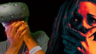 DON'T BREATHE – Official International 360 Video HTC Vive REACTION