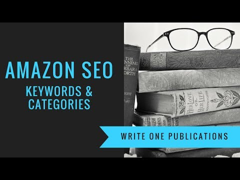 amazon-keywords-&-categories---understand-amazon-seo