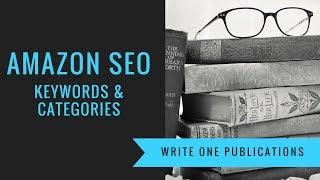 Amazon Keywords & Categories - Understand Amazon SEO