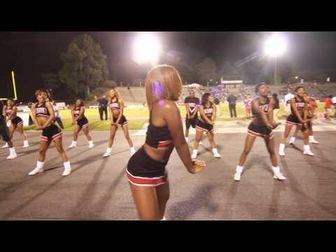 2014 WSSU Cheerleaders, Show The World