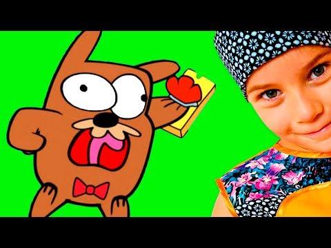 Видео прикол: Смешное видео про кошек 2