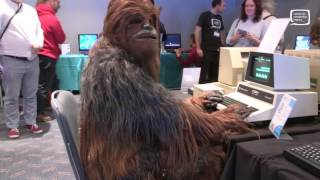 Storm Troopers Enjoy Retro Gaming at BFX 2016 - Dorset Troopers - Star Wars