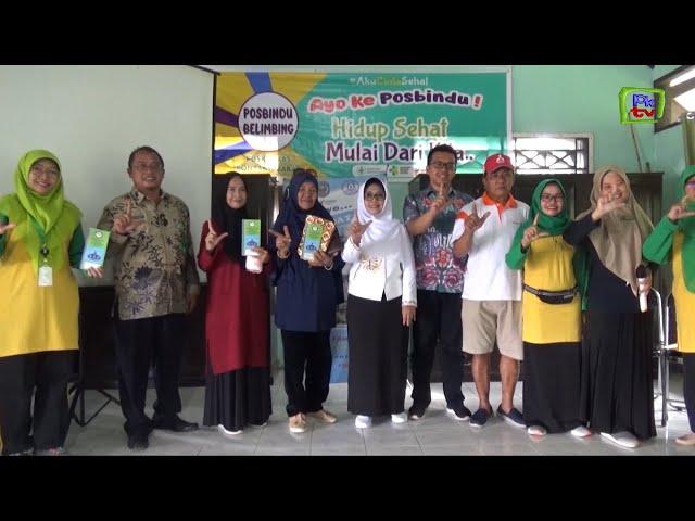 Walikota Lantik Pengurus LPM Dan Pokja Sehat Kelurahan Belimbing