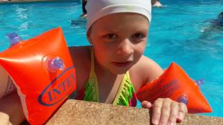 Как научиться плавать? Урок, от Марго...