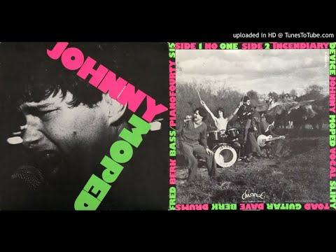 Johnny Moped - Incendiary Device
