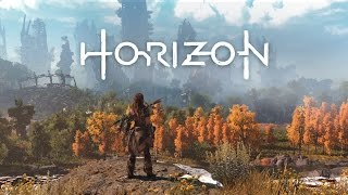 E3 2015. Horizon Zero Dawn [Трейлер]