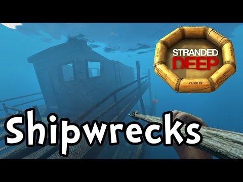 "Stranded Deep E02 ""Shipwreck Salvage!"" (Sandbox Survival 1080p60)"