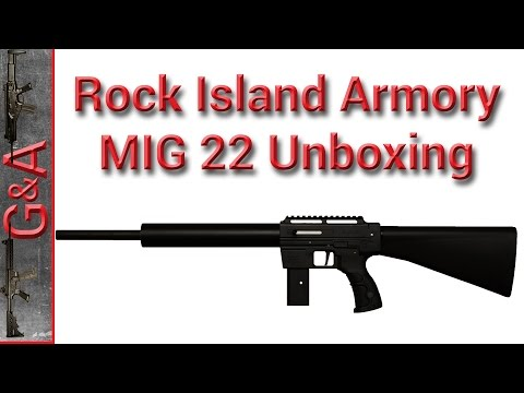 aldrin and armscor M20P 22LR by macdenz