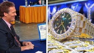 Suo nonno gli regalò un orologio del 1907.Però nel 2004 rimase sconvolto per la scoperta che fece!