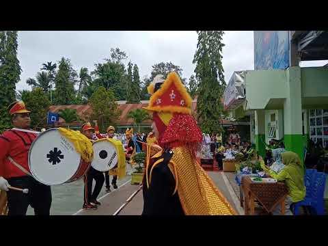 Penampilan Drum Band MAN 1 Solok, Pembukaan The Rising Star Competition (TRSC ) Ke XII