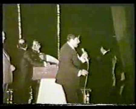Raj Kapoor, an excellent singer