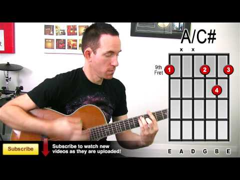 Must Know Guitar Chord Inversion Trick! Making Your Chords More Interesting