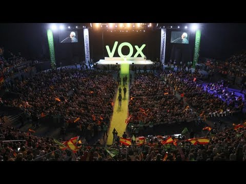 SHOCK POLL: Nationalist VOX Party Surge Gives Conservatives MAJORITY In SPAIN!!!
