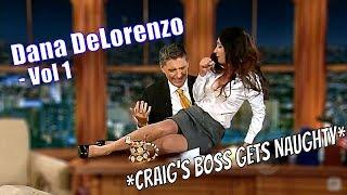Dana DeLorenzo Aka Beth The CBS Executive - Is Bossing Craig Ferguson Around - Vol #1 thumbnail