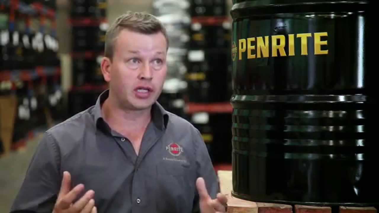 How Penrite Oil is Made
