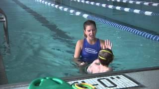 Christy Sharkey | Swim Instructor at the J