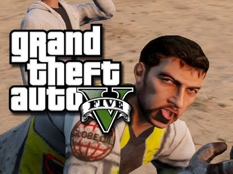 GTA 5 Online Funny Moments! - Crazy Hillbilly Fun! (GTA 5 Funny Moments!)