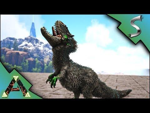 YUTYRANNUS BREEDING & IMPRINTING! MUTATED YUTYRANNUS BABIES! - Ark: RAGNAROK [DLC Gameplay E44]