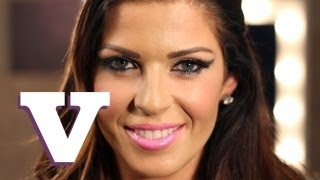 How To Do Jessica Wright TOWIE Makeup: TOWIEfied - S01E4/5