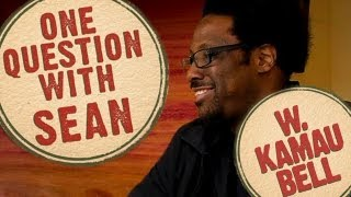 W. Kamau Bell: Heckled on The View after Taylor Swift - One Question with Sean