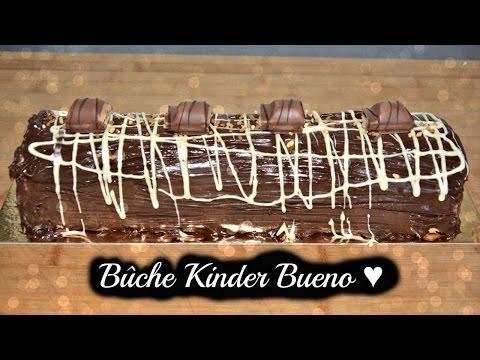 bûche-kinder-bueno-♡-|-eva-channel-|