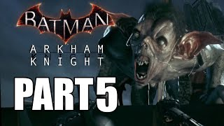 BATMAN : ARKHAM KNIGHT - GAMEPLAY PART 5 by Sir Rex