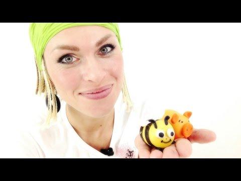 Делаем игрушки из киндер сюрпризов: Поделки с детьми