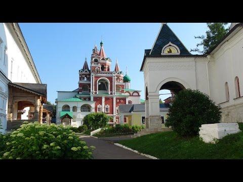 Саввино-Сторожевский монастырь, Звенигород, Московская область