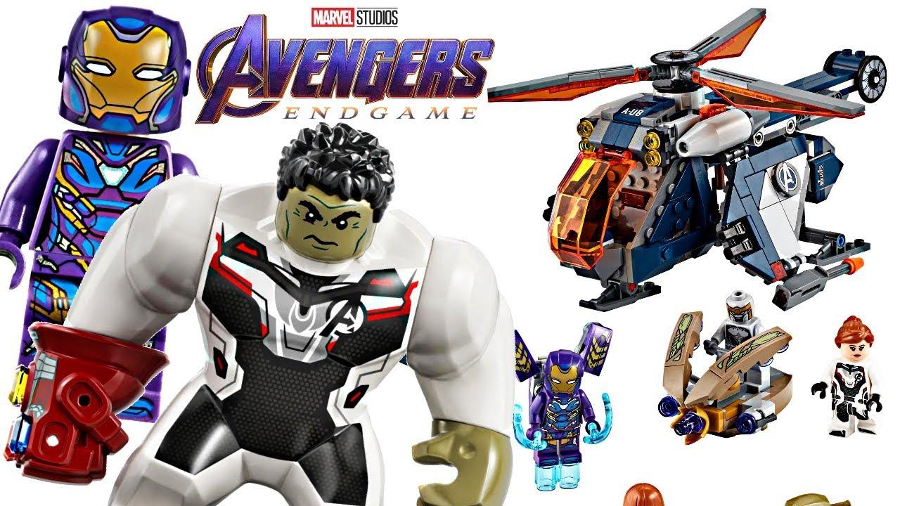 New Lego Marvel Sets 2020 LEGO Avengers Endgame 2020 Hulk Helicopter   New year, same STUFF
