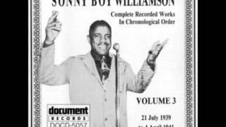Sonny Boy Williamson, Big Apple blues
