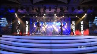 One Direction - One thing - Live on TV Australia - Logie Awards
