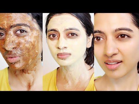 Winter Skin Care Routine DIY _ 3 Steps | BRIGHT Healthy Glowing Skin In Winter, SuperWowStyle Prachi