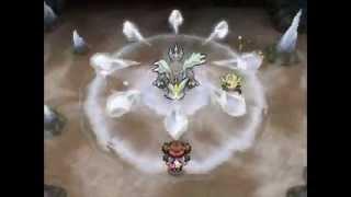 Let's Play Pokémon Noir 2 (FR), épisode 44: Kyurem Noir et Ghetis