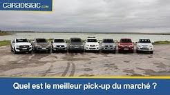 Quel est le meilleur pick-up du marché ?
