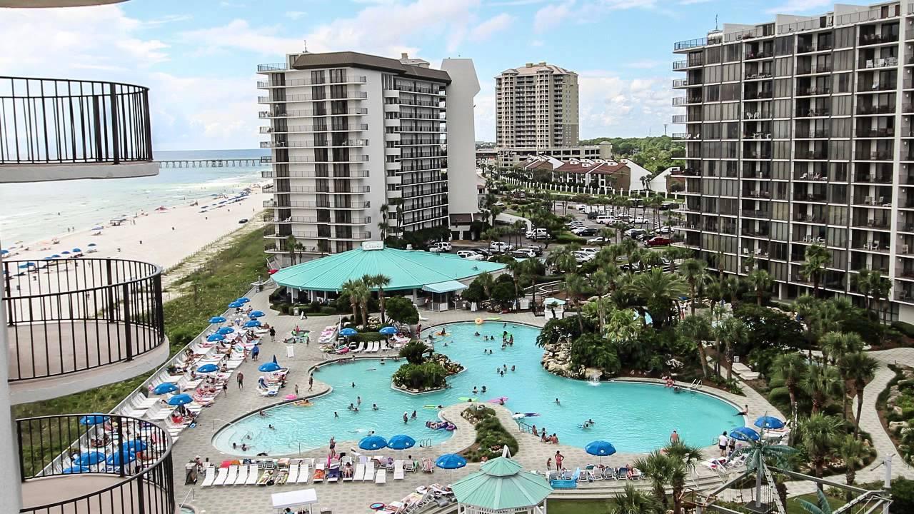 Edgewater Beach Restort Panama City Beach Florida