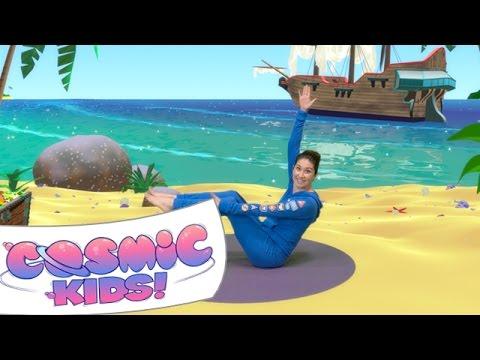 youtube cosmic yoga