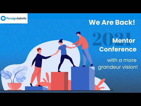 Mentor Conference 2021   Foreignadmits