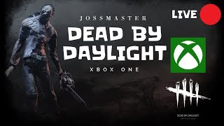 DBD ON XBOX ONE CLOWN IS HERE! WITH BAMBAM GAMING! ROAD TO 4k HOURS!! 138 TO GO !!!