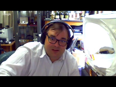 LIVE WITH PAUL PLUTA - Talking watches......