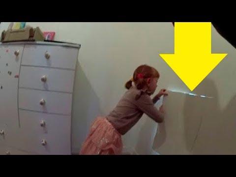 Девочка Нашла в Доме Тайную Комнату, то что Было Внутри Просто Поражает