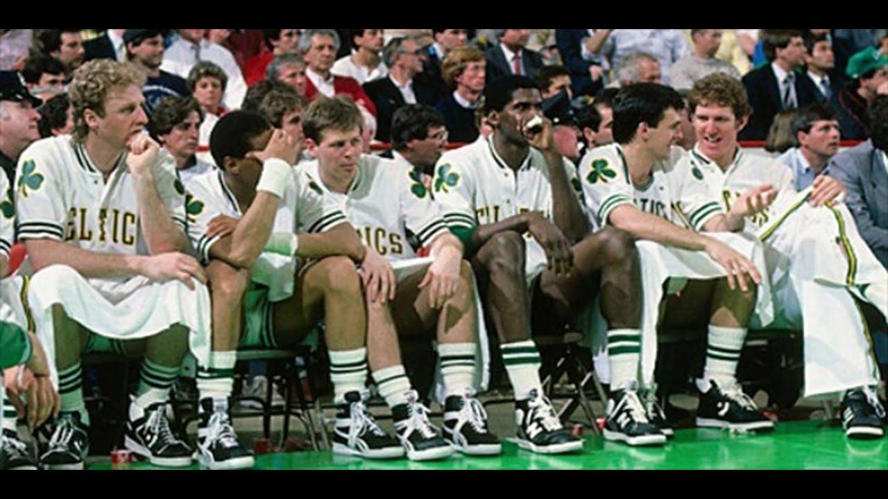 Larry Bird the Greatest on the Greatest Team Ever 1986 NBA ...