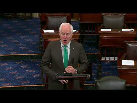 Cornyn: Time to Strengthen CFIUS's Review Process is Now