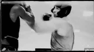 Leaked Footage of Wladimir Klitschko SCHOOLING Deontay Wilder in sparring!