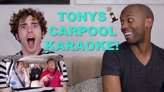 james cordens broadway carpool karaoke ft hamilton more reaction