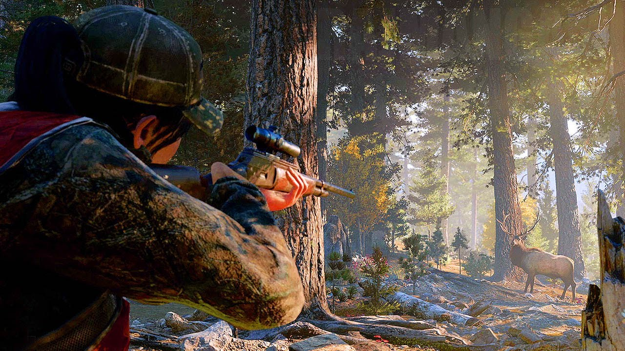 Far Cry 5 Announcement Trailer Extended 1080p Hd Youtube