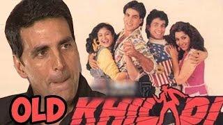 Akshay Kumar too old for Khiladi