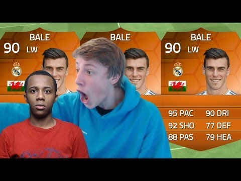 MOTM MADNESS!! - MY BIGGEST FIFA 14 WAGER