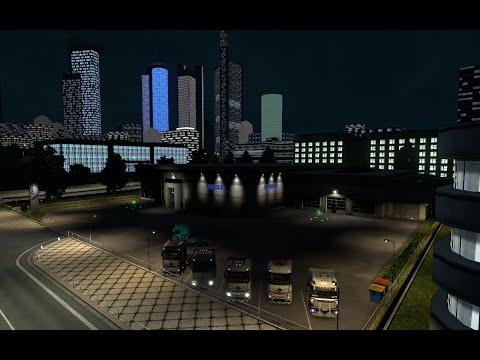 Global Freight Logistic [GFL] | Convoy | Euro Truck Simulator 2 [ETS 2]