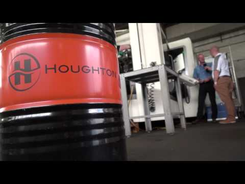JJ Hardy use Houghton lubricants on all their machines