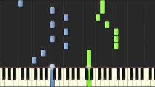 Mika - Underwater Piano Tutorial & Midi Download